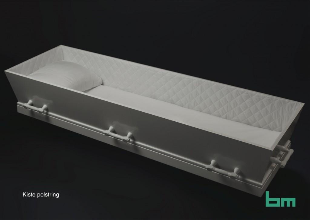 Kiste polstring